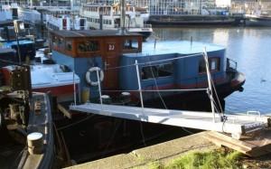 Houseboat_rental_Rotterdam